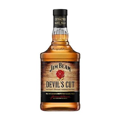Jim Beam Devils Cut 700Ml  Bottle
