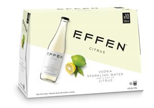 Effen Citrus Vodka 10x330Ml Bottles