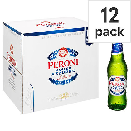 PERONI BEER 12PK BOTTLES