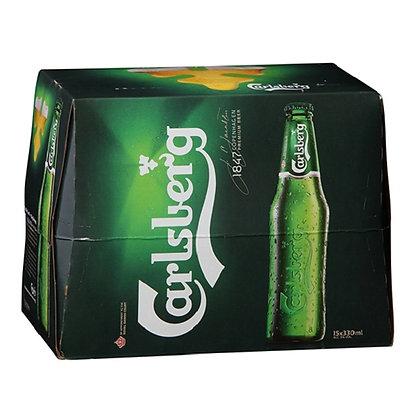 Carlsberg  15Pk  Bottles
