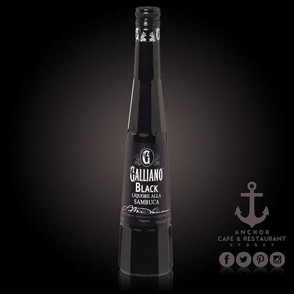 Galliano Black Sambuca 500Ml