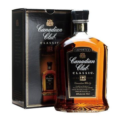 Canadian Club 12Year 700Ml