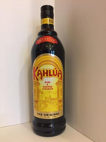 Kahlua Coffee Liqueur 1000ml Edinburgh Liquor