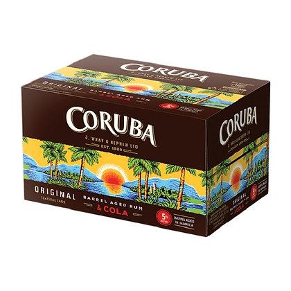 Coruba Cola 5%  12x250Ml Cans