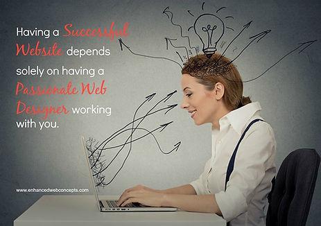 Enhanced Web Concepts, Web Design, Long Island Web Design, Talented Web Designer, The best web designer,