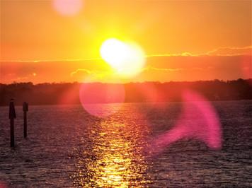 Montauk Lake Sunrise ~ Montauk