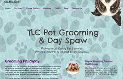 TLC Grooming Pet Spaw,