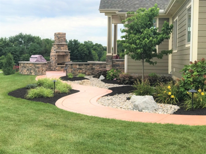 Lawn Care Kiger Lawn And Landscaping Llc United States