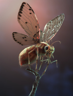 3d-Animated-Fly-creature