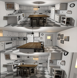 Kitchen Environment