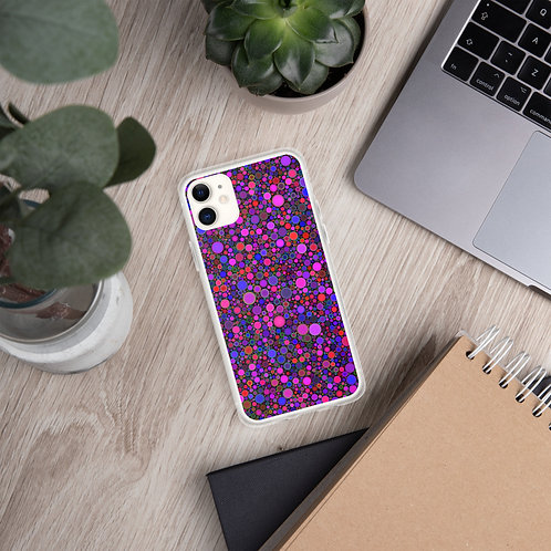 iPhone Case | Circle Pattern