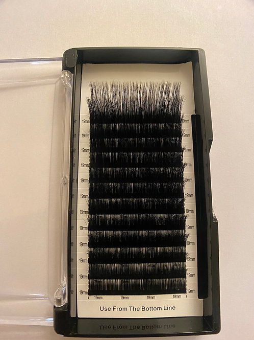 Volume Lashes (not Easy fan)