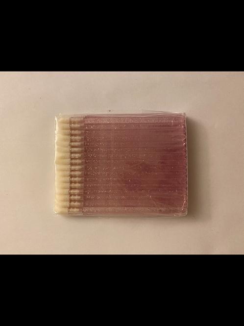 Glitter Lip Brushes (100pc)