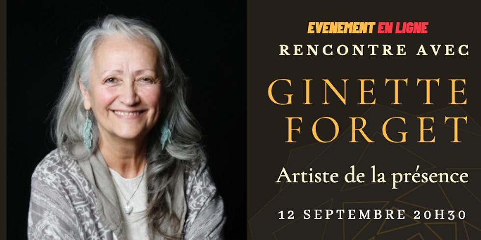 Une soirée avec Ginette Forget