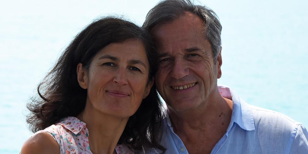 Rencontre en ligne avec Marion et Gérard
