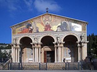 Iglesia de Todas las Naciones - Jerusalem