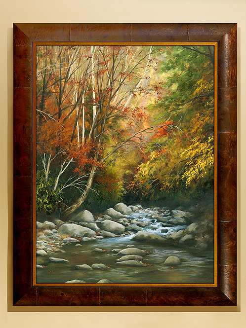 Extra Large Tranquility Framed