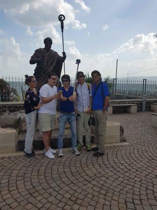 Estatua San Pedro