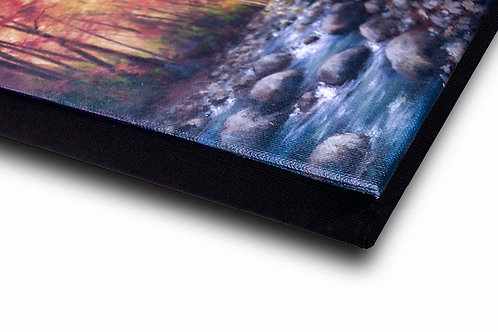 8x12 Gallery Wrapped Canvas Printing