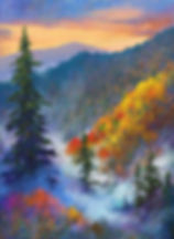 Smoky Mountain Art, Landscapes, Paintings, Art, Giclee,Canvas, Watercolor Paper, Fine Art Prints
