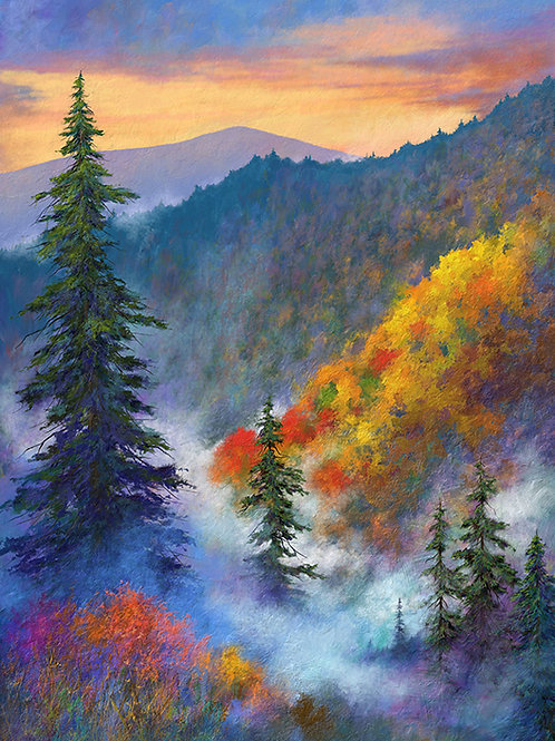 Autumn Descends