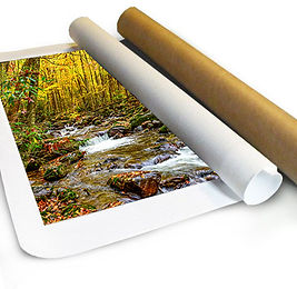 Art and Photography Printing Canvas Printing Flat Rolled