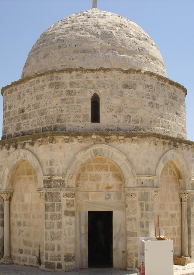 55 cupula templaria mezquita de la ascen
