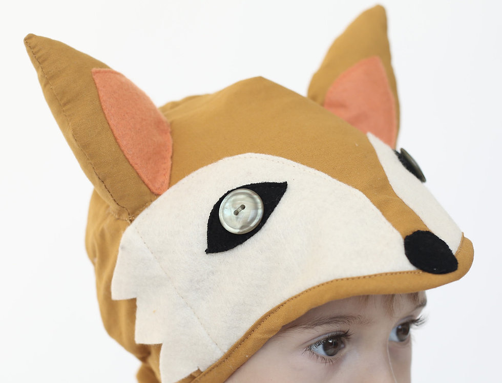 כובע שועל