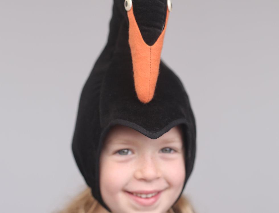 כובע ברבור שחור