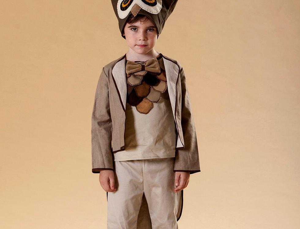 כובע ינשוף לילדים