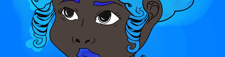 Black Girl Blue