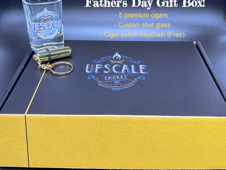 Does your father love Cigars? Here is a special fathers day gift for him