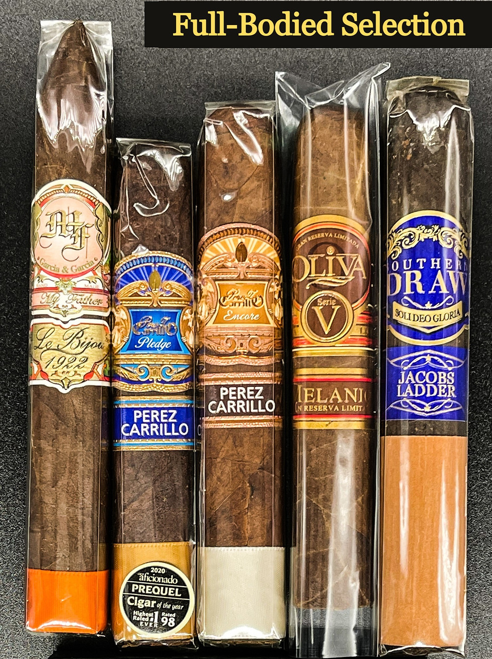 Full bodied cigars  Special fathers day gift box