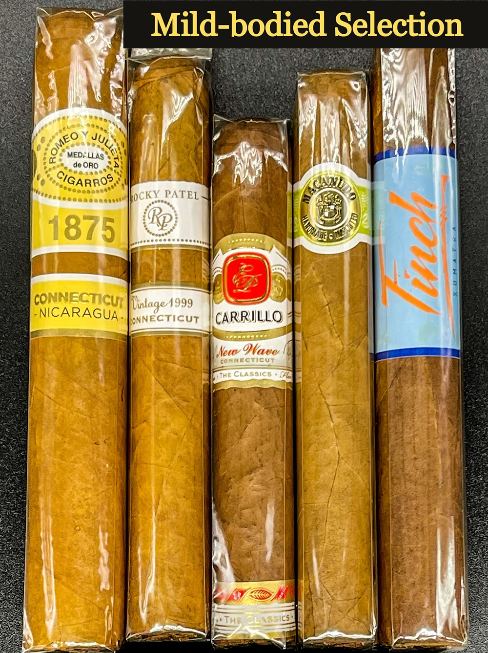 mild bodied cigars special fathers day gift box