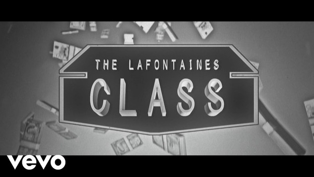 The LaFontaines - Class
