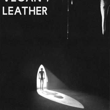 THE VEGAN LEATHER - GLOAMING [A3]