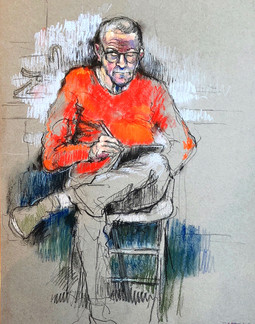 Red Sweater Guy