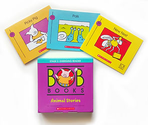 Bob Books Animal Stories
