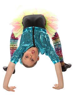 Acrobatics classes in Dalby