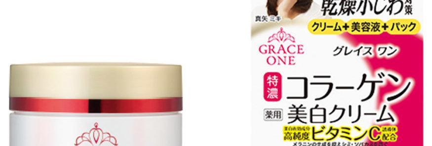 RICH COLLAGEN & WHITENING PERFECT GEL CREAM Kem Collagen & Trị Đồi Mồi