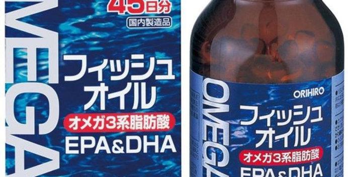 DEEP SEA SHARK EXTRACT COD LIVER OIL Dầu Cá Omega EPA & DHA x 180