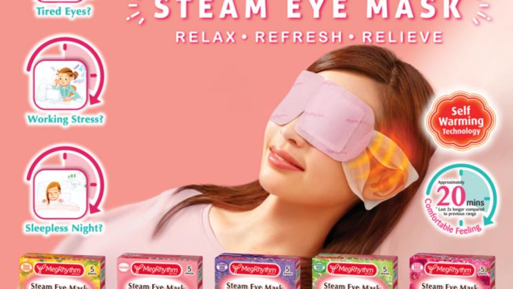 STEAM EYE MASK Mask Thư Giản & Dưỡng Mắt x 14 Pads
