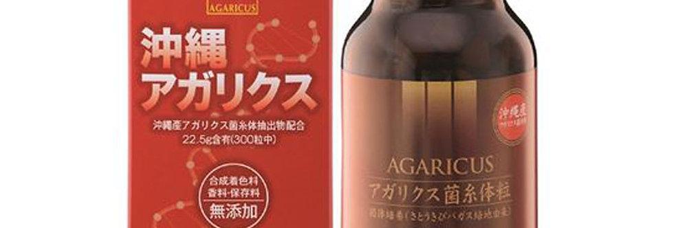 OKINAWA AGARICUS MYCEL Nấm Agaricus (Hổ Trợ Điều Trị Ung Bướu)