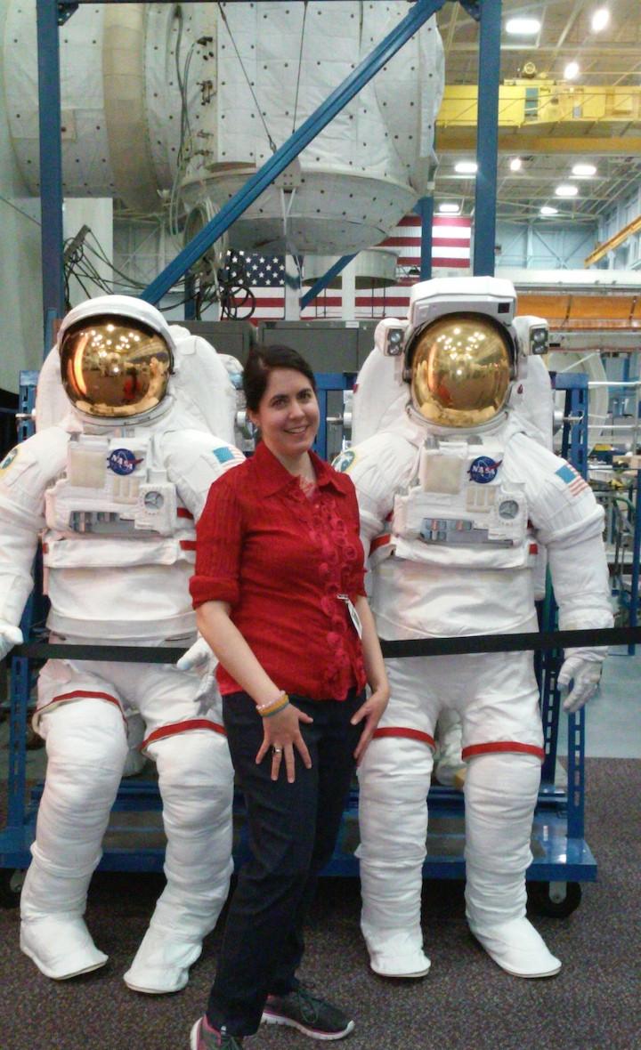 Houston we have Laughter at NASA!