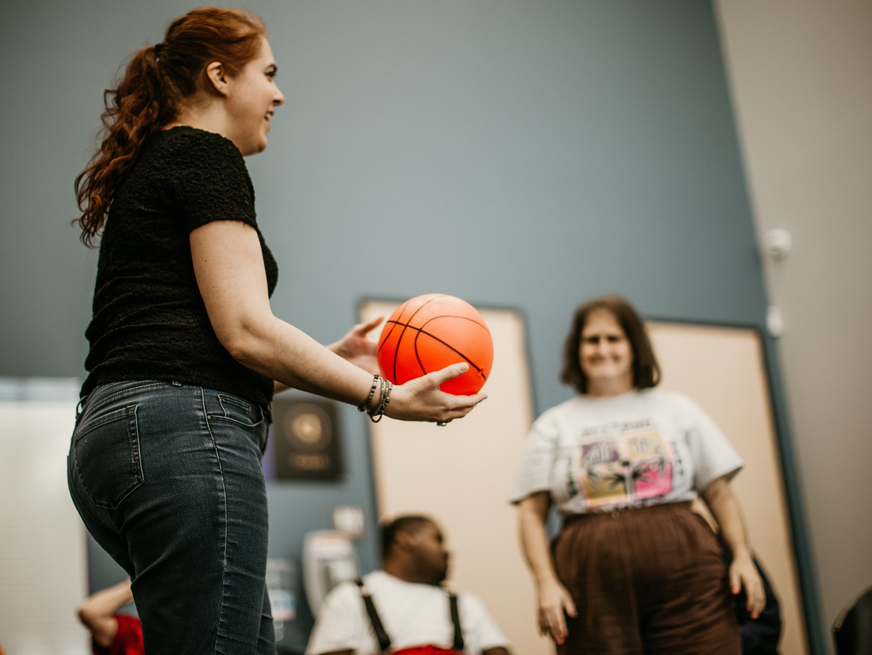 Teaching at The Center For Pursuit
