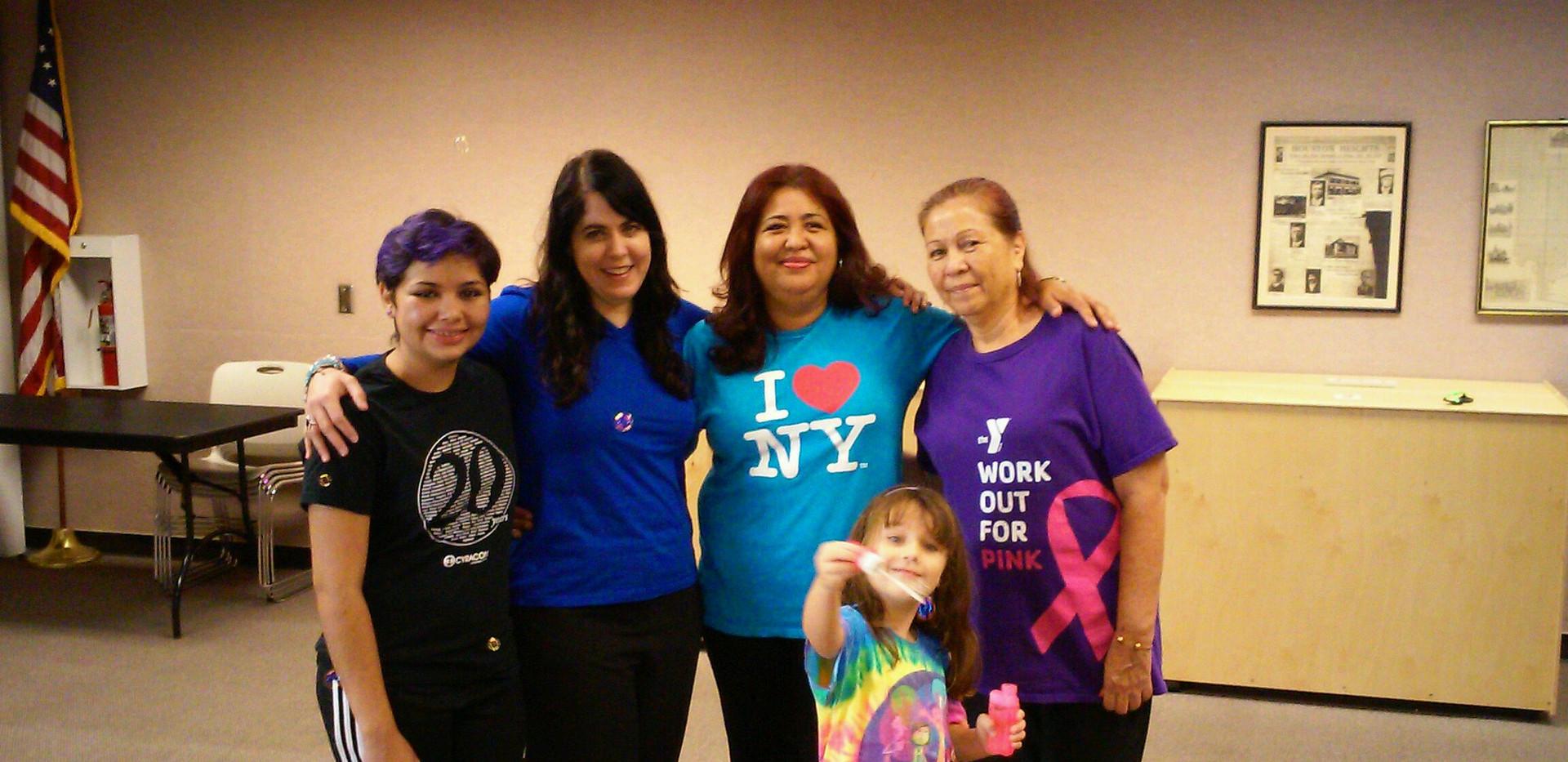 Houston Laughter Yoga groups