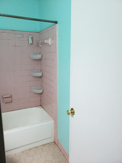Bathroom Remodel Before