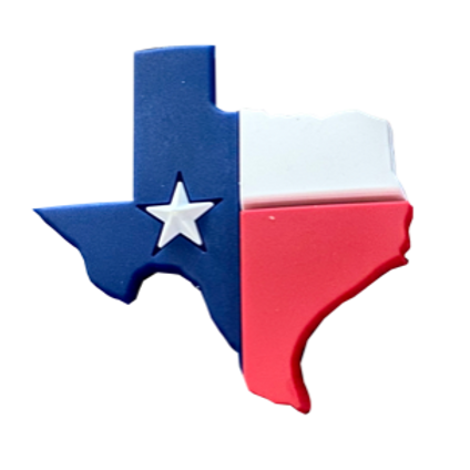 Texas State Flag Mini Decal