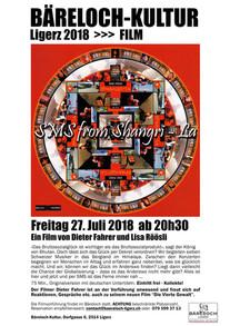 Bäreloch-Kultur SMS from Shangri-La