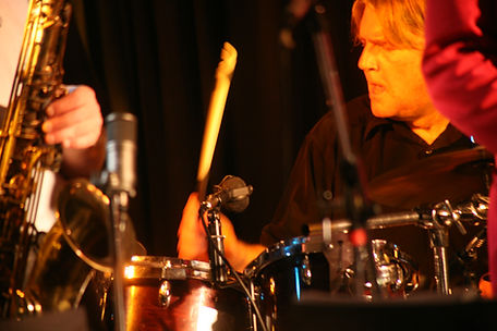 Thomas Fahrer Drums - Jazz, Blues, Rock